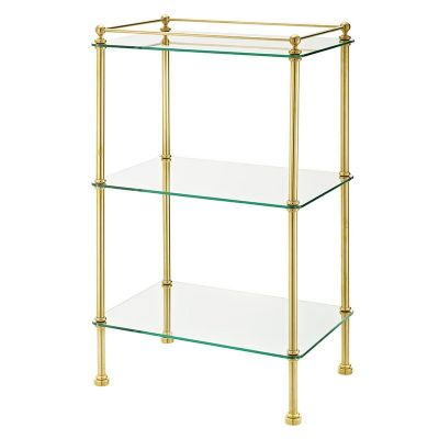 1-039 - Sterlingham Classic Bathroom Stand - Rectangular